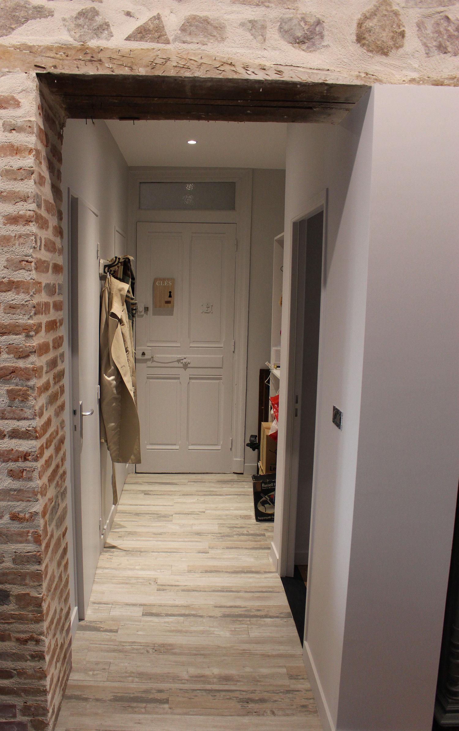 Architecture d'intérieur-Chauvelot Construction