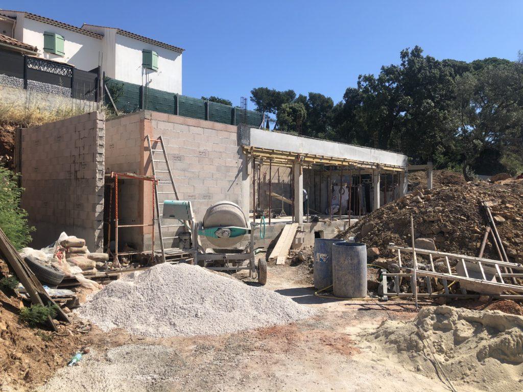Construction neuve-Chauvelot Construction